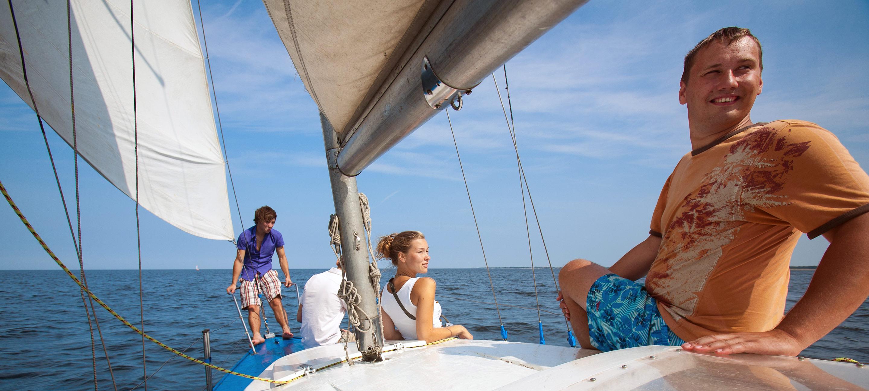 Yacht charter Jurmala