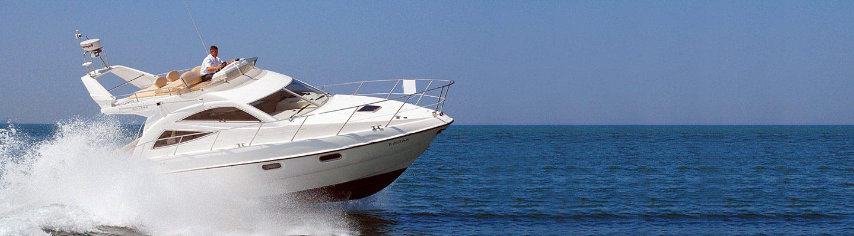 Моторная Яхта Sealine F43