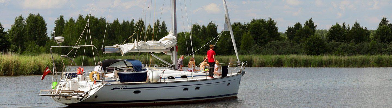 Sailing Yacht Jessica