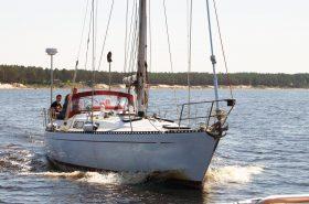 Sailing Yacht Baci