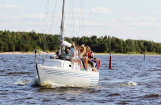 Яхта Arguss