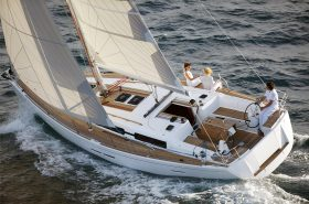 Sailing Yacht Dufour 405 GL