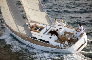 Яхта Dufour 405 GL