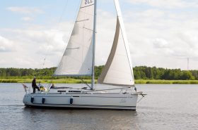 Sailing Yacht Lība