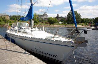 Яхта Nirvana