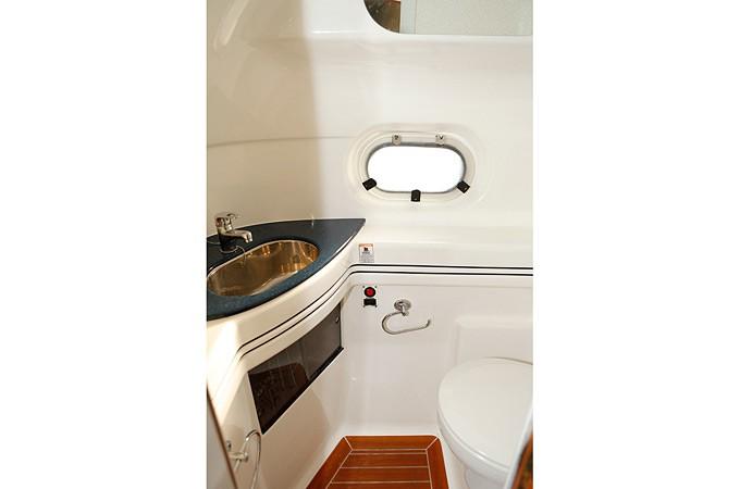 Morjahtas Sealine F43 WC