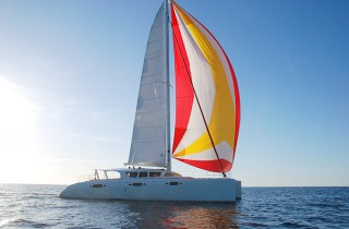 Sailing Catamaran Wild Cat 65