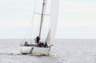 Яхта Venta