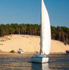 Izbrauciens ar jahtu Rīga – Jūrmala