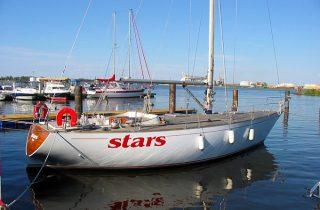 Яхта Stars
