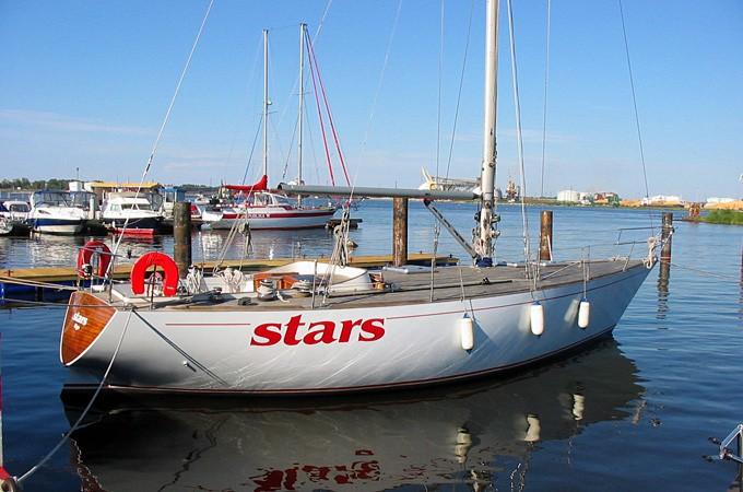 Jahta Draco 43 - Stars