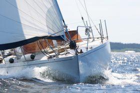 Sailing Yacht Turaida