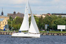 Sailing Yacht Sun Odyssey 42DS